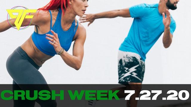 PFC Live | Crush Monday - 7.27.20