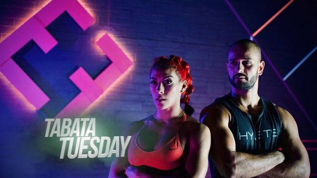 Tabata Tuesday | Week ONE
