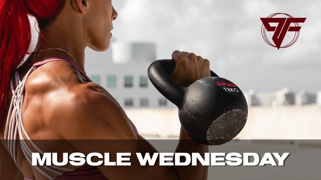 PFC Online | Muscle Wednesday | 3.3.21