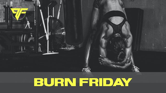 Burn Week | Friday After Party - 12.11.20