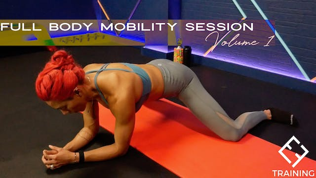 Full Body Mobility Session 1.0