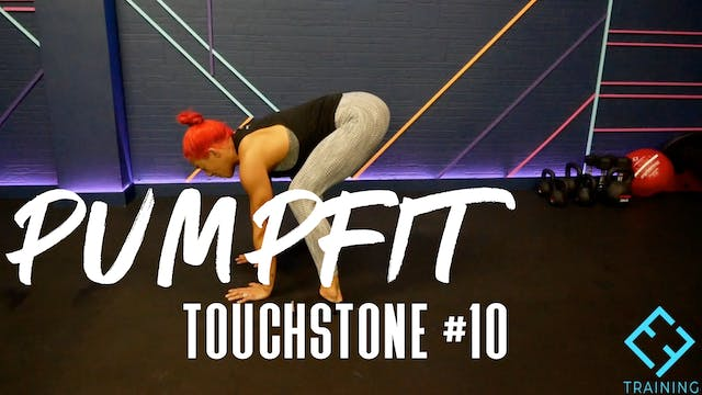 PumpFit Touchstone #10
