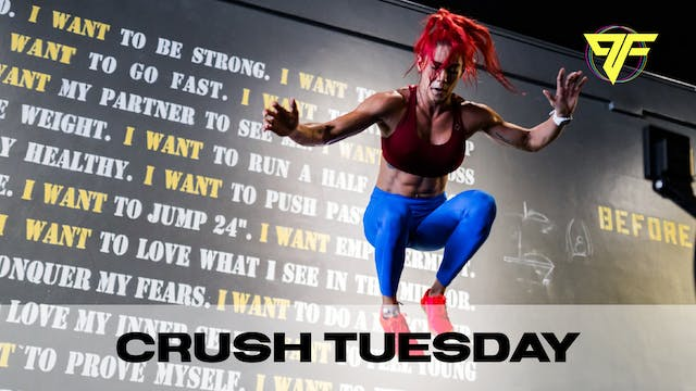 PFC Online | Crush Tuesday - 1.26.21