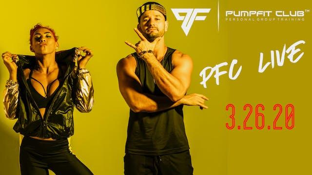 PFC Live   Buck-it Thursday   3.26.20