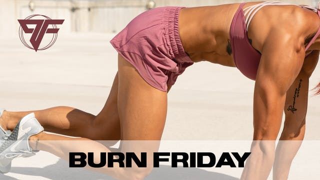 PFC Online | Burn Friday | 2.5.21
