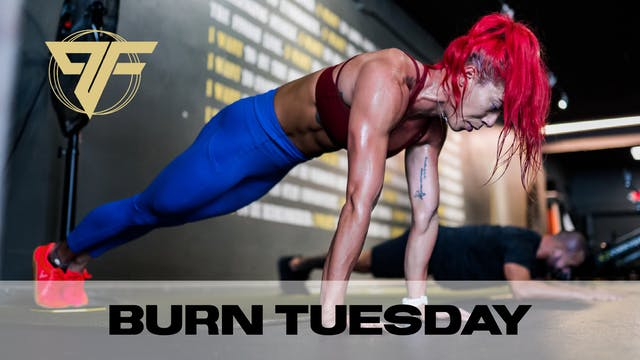 PFC Online | Burn Tuesday - 2.9.21