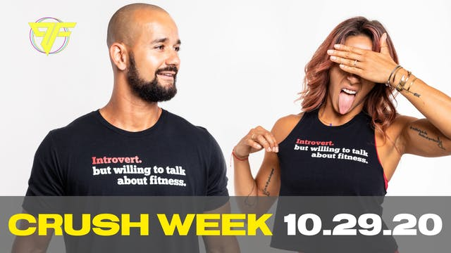 PFC Online | Crush Thursday - 10.29.20