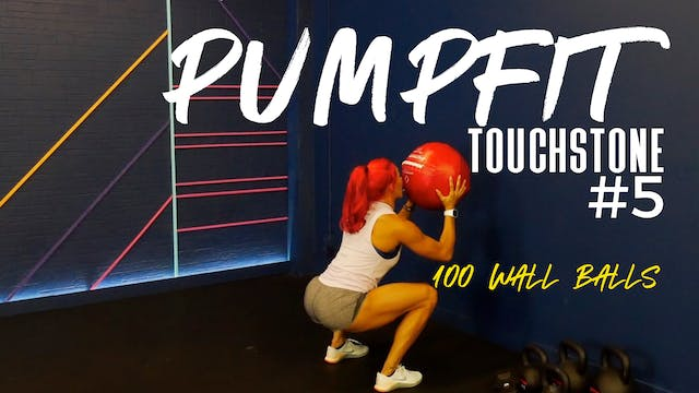 PumpFit Touchstone #5