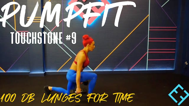 PumpFit Touchstone #9