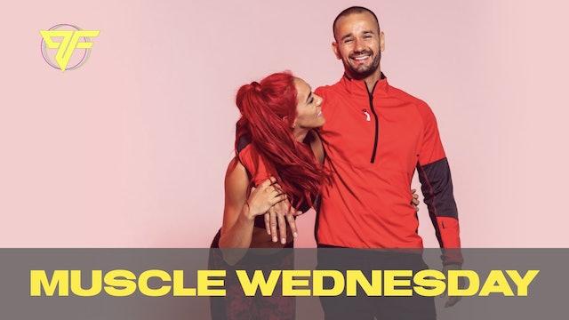 Muscle Week | Wednesday  - 12.16.20