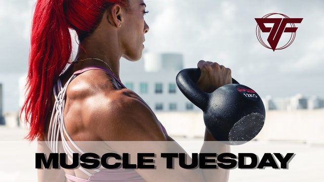 PFC Online   Muscle Tuesday [SHOULDERS]   7.20.21
