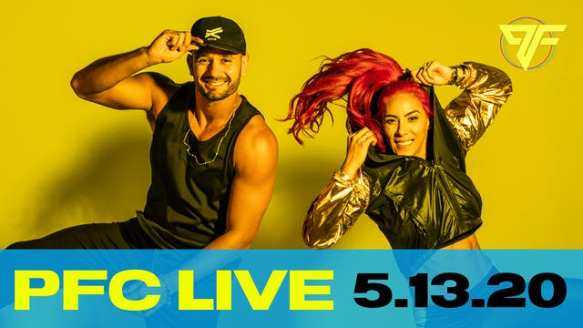 PFC Live | Muscle Wednesday [POST CHA...