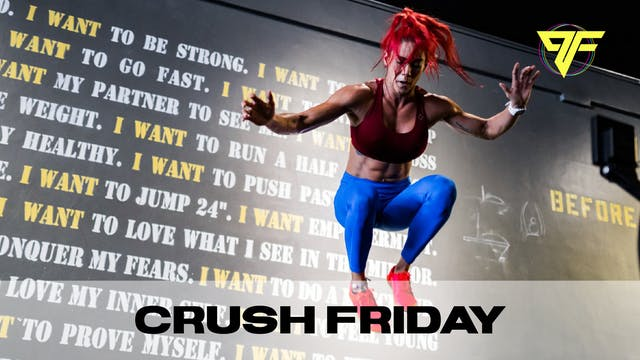 PFC Online | Crush Friday - 1.29.21