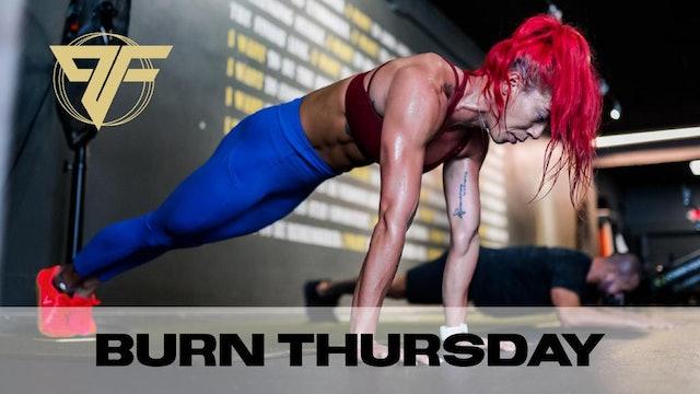 PFC Online | Burn Thursday | 5.20.21