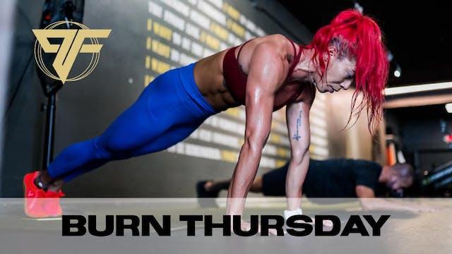 PFC Online | Burn Thursday | 2.11.21