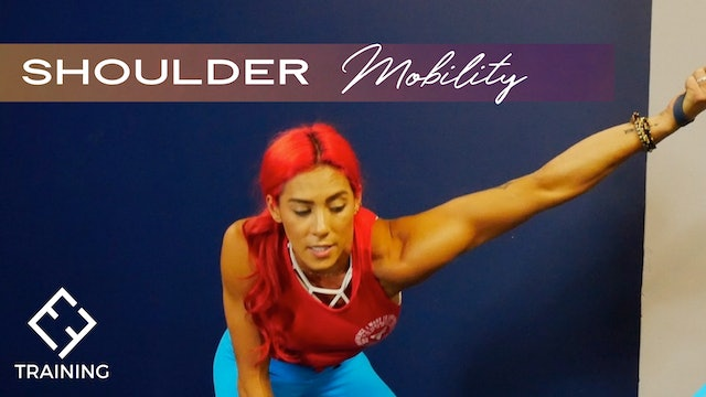 Drills for Improving Shoulder Mobility