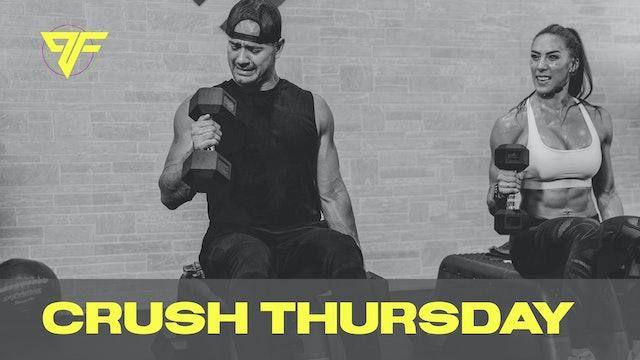 PFC Online - Crush Thursday - 12.3.20