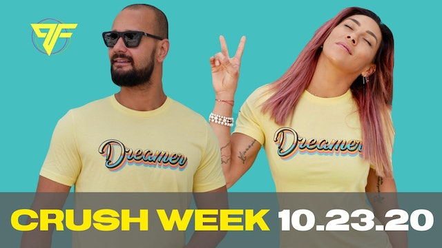 PFC Online - CRUSH Week | Friday - 10.23.20
