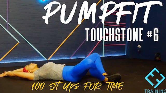 PumpFit Touchstone #6