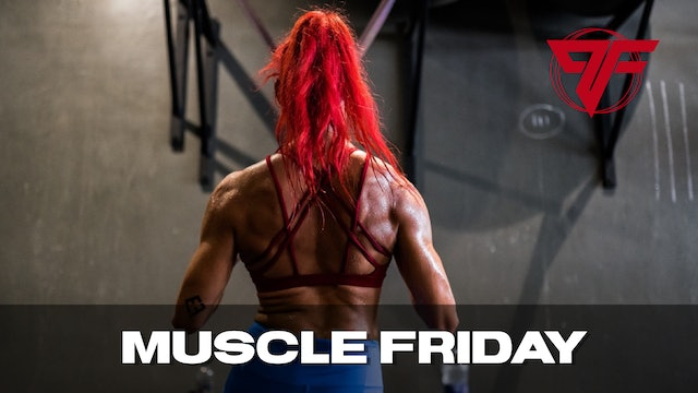 PFC Online - Muscle Friday [SHOULDERS] - 5.28.21