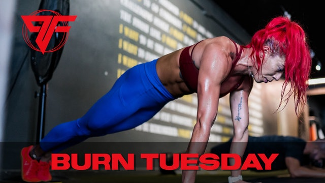 Burn Week | Tabata Tuesday | 3.23.21