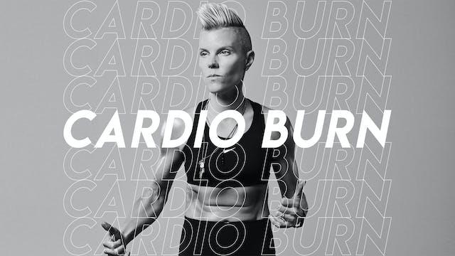 BUNDLE - Cardio Burn w VAL