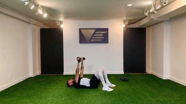 Full Body Strength with Cowan Austrie - 07/09