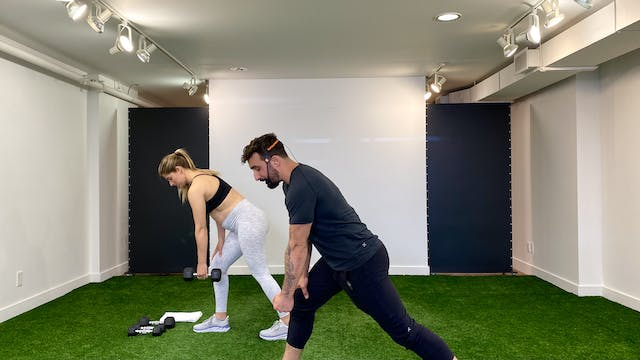 Full Body Strength with Vaggelis Troulis - 05/18