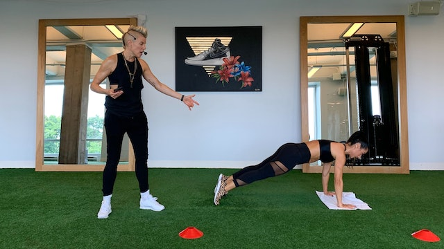 Cardio + Abs with PUMP FITNESS - September 24, 2020
