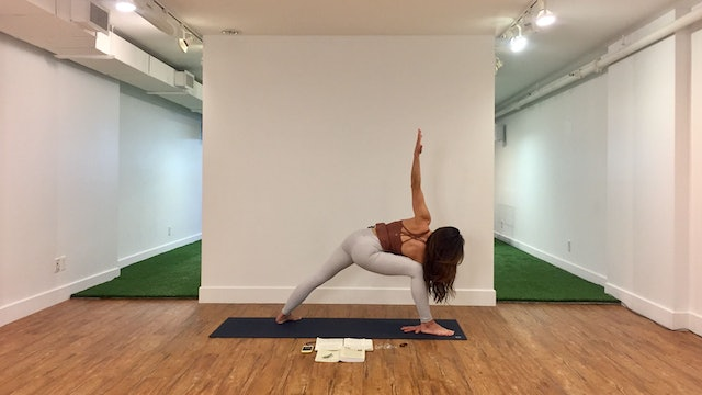 30 Minutes of Stillness in Movement with Erica Arsenault