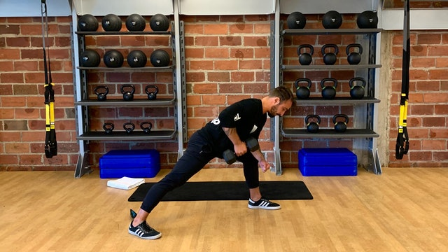 Full Body Strength with Vaggelis Troulis - 09/01