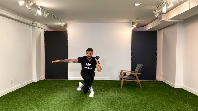 Full Body Strength with Cowan Austrie - 05/28