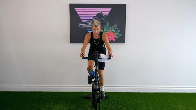 ENERGY SPIN RIDE