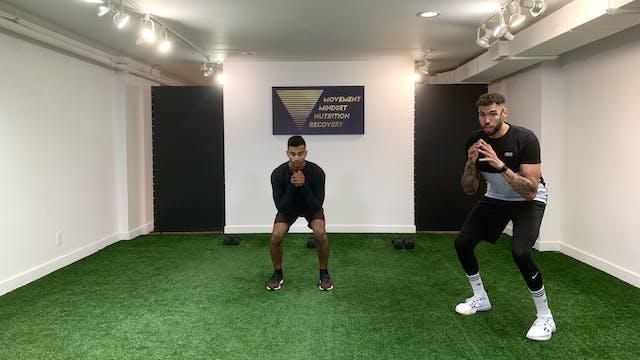 Full Body Strength with Cowan Austrie...