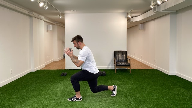 Full Body Strength with Vaggelis Troulis - 02/23