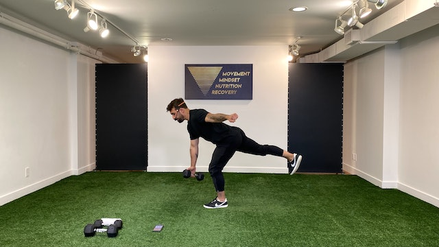 Full Body Strength with Vaggelis Troulis - 08/03