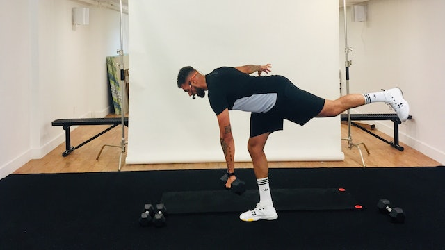 Lower Body and Core Strength with Cowan Austrie - October 9, 2020