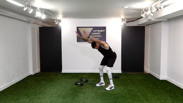 Full Body Strength with Cowan Austrie - 07/23