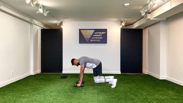 Full Body Strength with Cowan Austrie  - 06/25