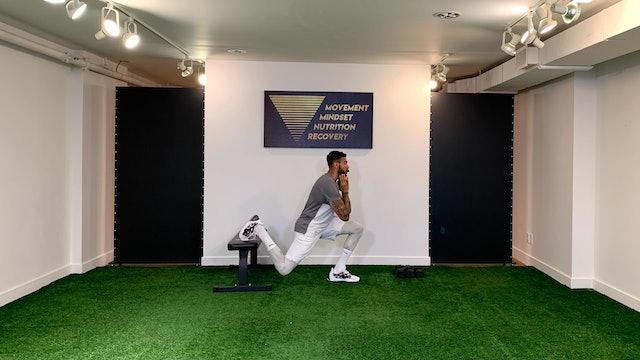 Full Body Strength with Cowan Austrie - 09/24