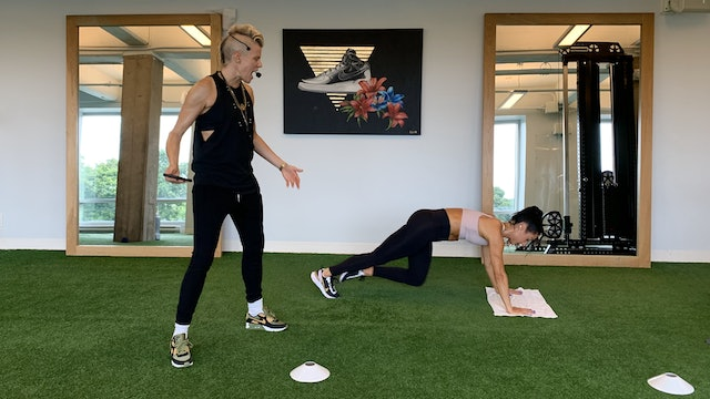 CARDIO+ABS with PUMP Fitness - August 27, 2020