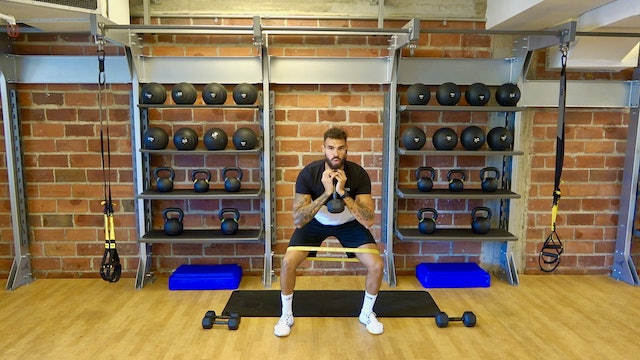 Lower Body and Core Strength with Cowan Austrie - September 11, 2020