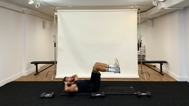 Lower Body and Core Strength with Cowan Austrie - 10/23