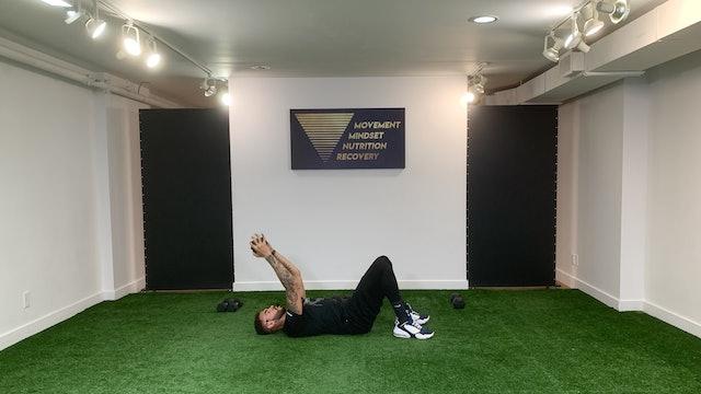 Full Body Strength with Cowan Austrie - 09/10