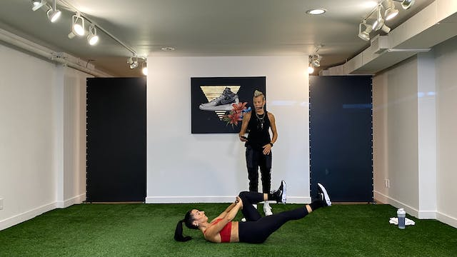 LATEST LIVE - 07/29 HIIT Cardio + Abs w VAL