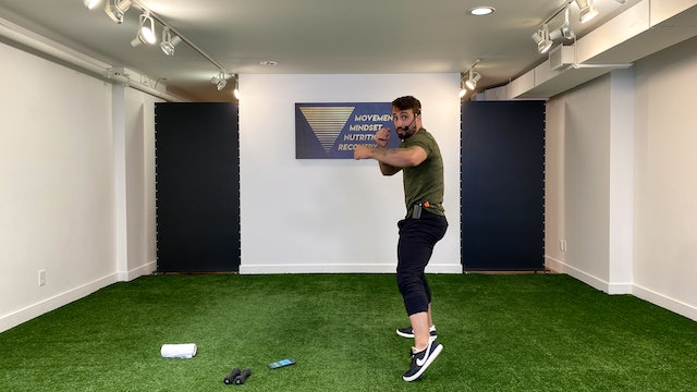 Boxing Workout with Vaggelis Troulis - 06/22
