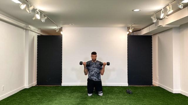 Full Body Strength with Cowan Austrie - 05/14