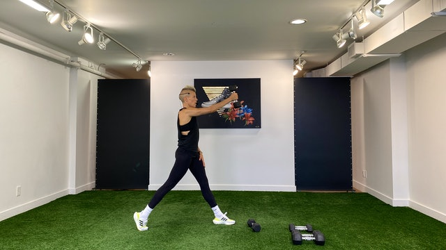 30min Full Body Strength Training w VAL