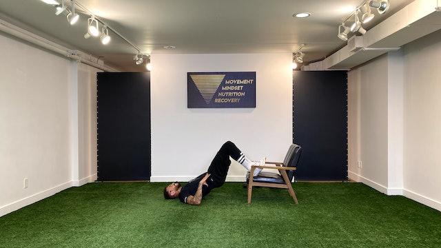 Full Body Strength with Cowan Austrie - 07/16