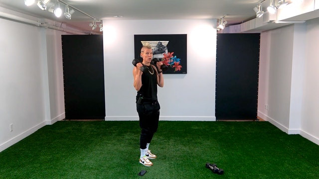 PUMP Upper Body Xpress Workout